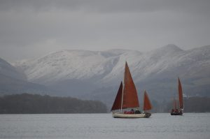 Penwortham Beavers sailing in November