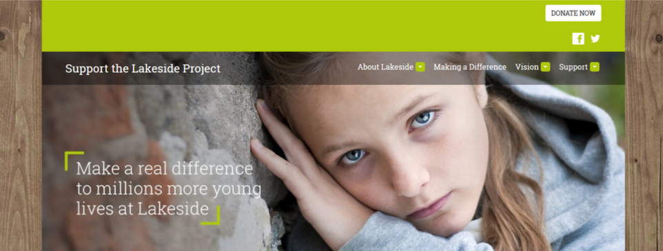 Funding website - blog post