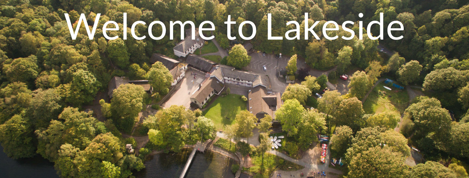 Welcome to Lakeside - 962 x 365